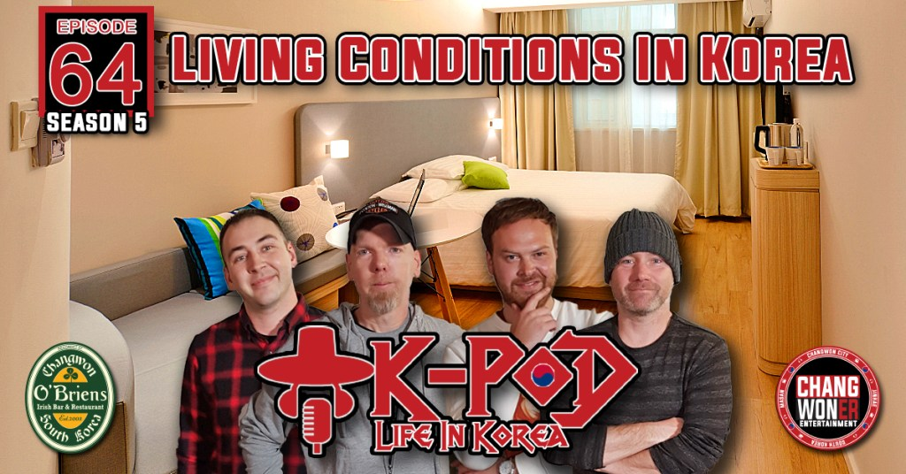 Living Conditions in South Korea (K-PoD:Life In Korea Ep 64)