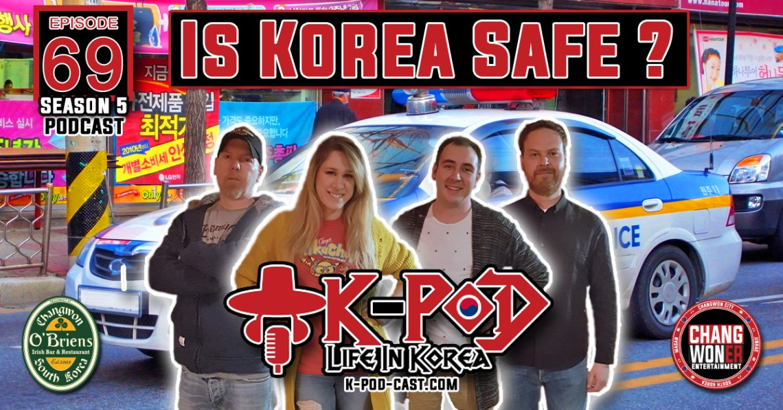Is Korea Safe?