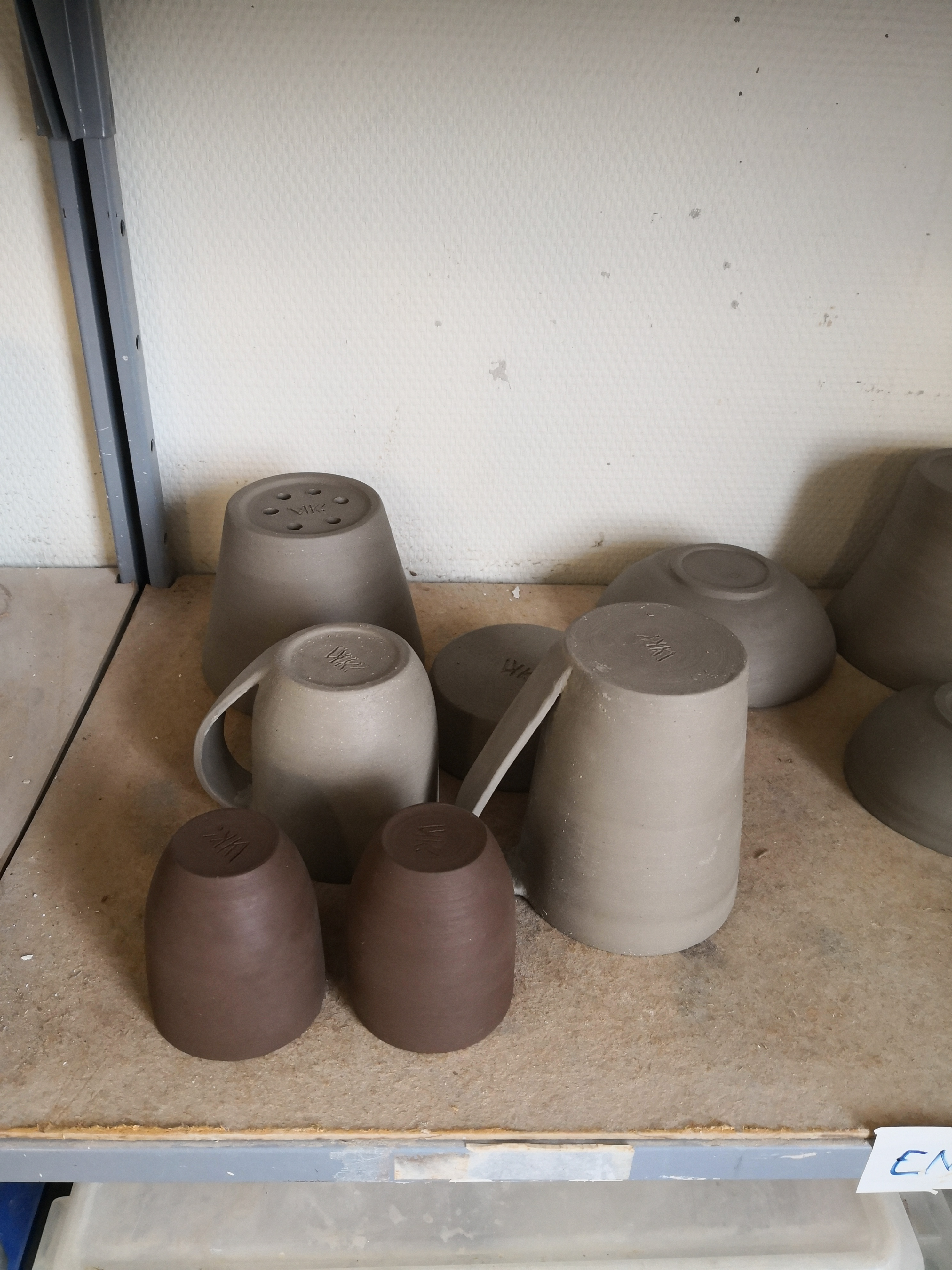 Poterie - Stage 4