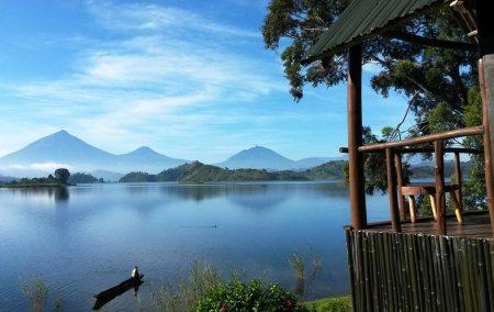 mutanda lake resort - Gorilla and Golden Monkey Trekking Safari