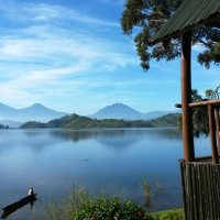 mutanda lake resort - Gorilla and Golden Monkey Trekking Safari
