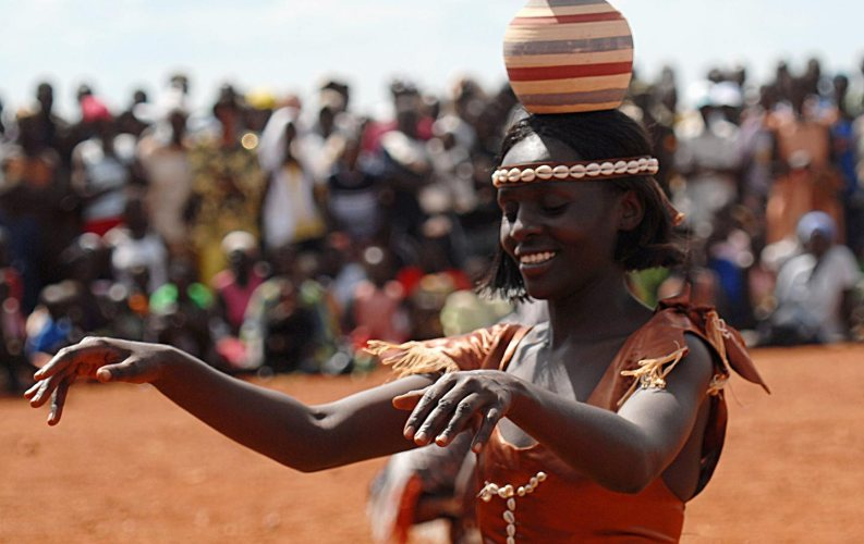 Ndere Center Uganda Cultural performances