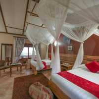 Pakuba Lodge in Murchison Falls