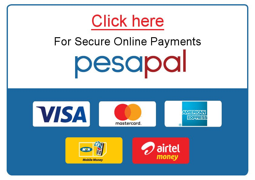 Pesapal online payment uganda