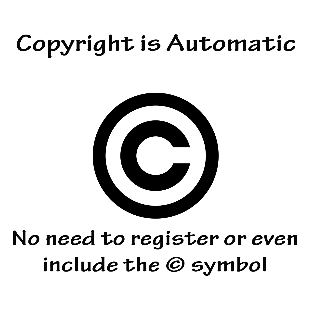 Dissertation Copyright Registration