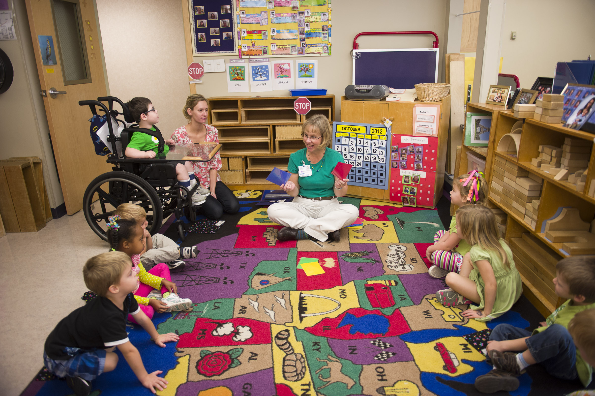 Kansas State University Child Development Scholar Suggests