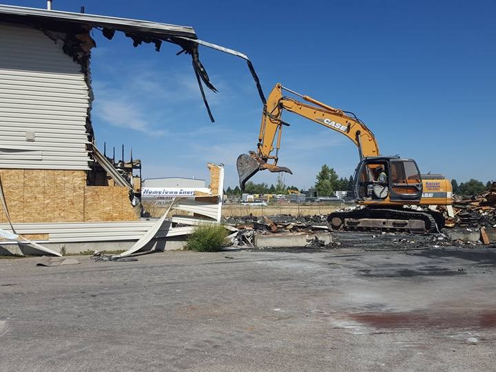 We provide demolition services if its made of concrete and you need it removed call K-TERRA today for a free no-obligation estimate and consultation