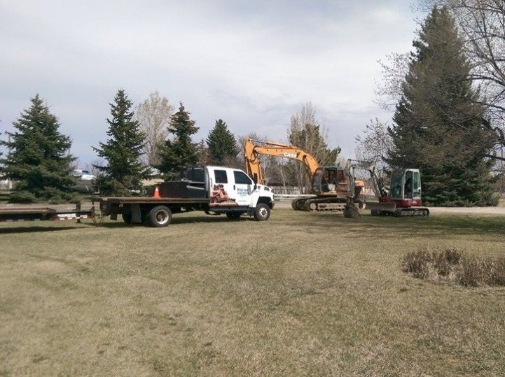Landscaping, Forestry, Mulching and Snow-Removal Services in Idaho Falls