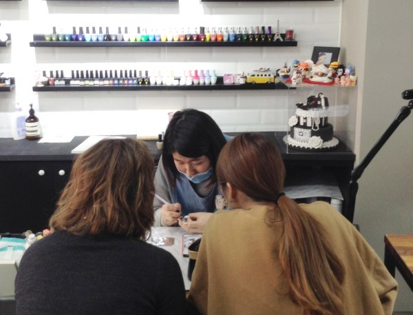 koreaday2naillesson