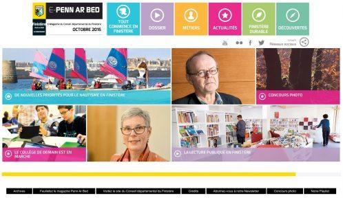 e-mag du conseil départemental du Finistère