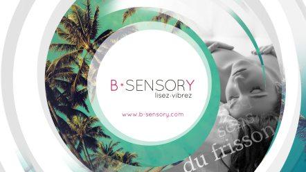 b sensory littérature érotique connectée