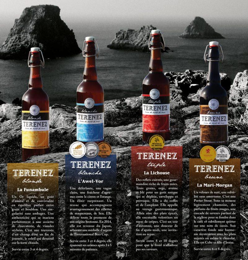 Bières de Terenez