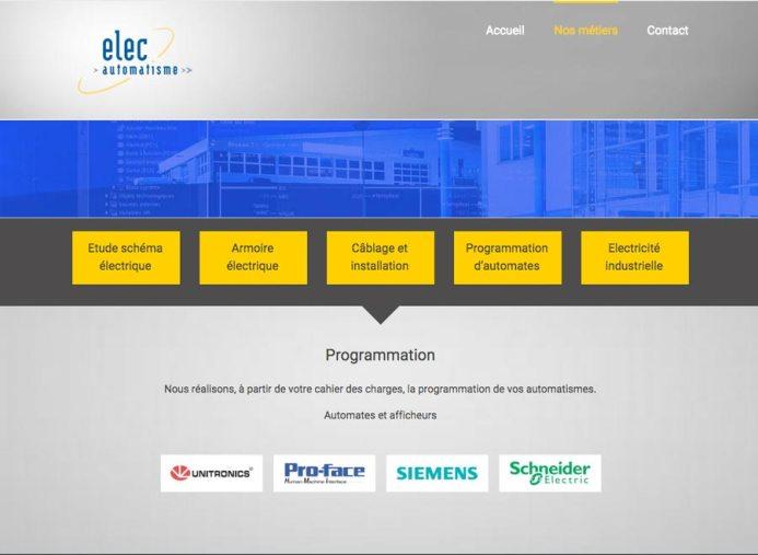 site elec automatisme