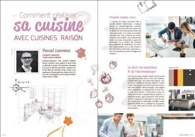 magazine de cuisines