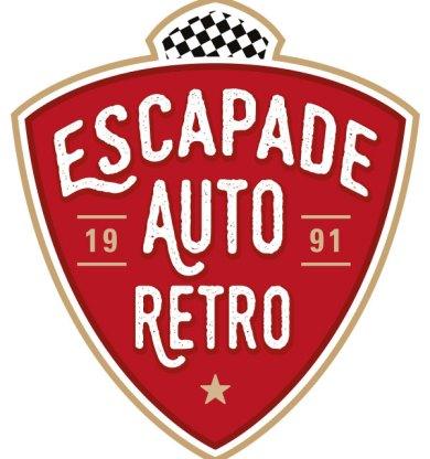Logo pour Escapade Auto Rétro
