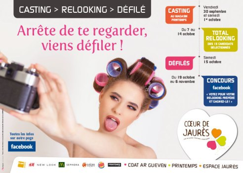 Casting à Brest