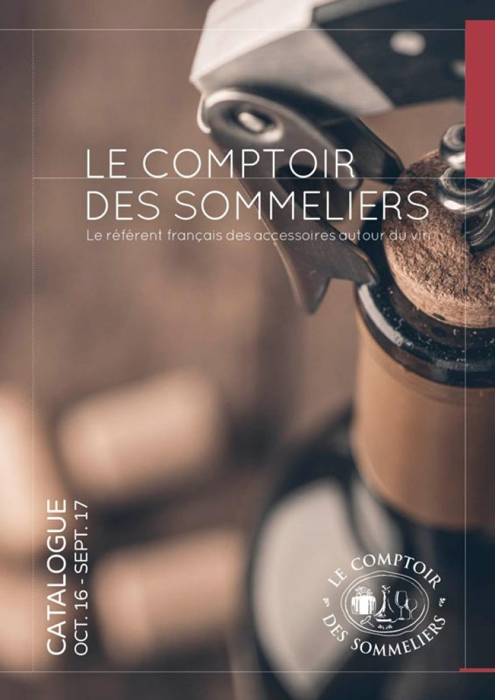 Couverture du catalogue