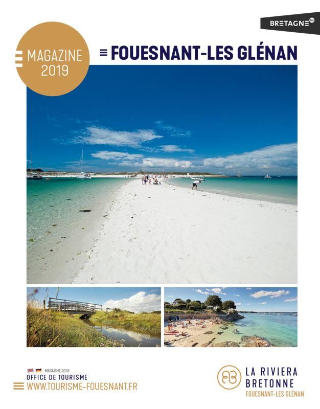 magazine fouesnant riviera bretonne