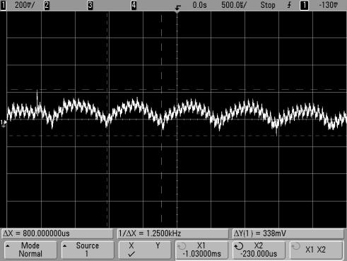 Escape alternator noise 12V - new alternator 2