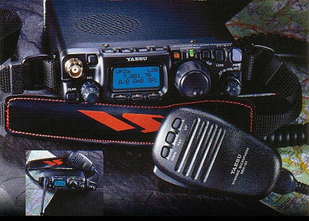 Portable All-Mode VHF Radio: FT-817 vs KX3 - The KØNR Radio Site