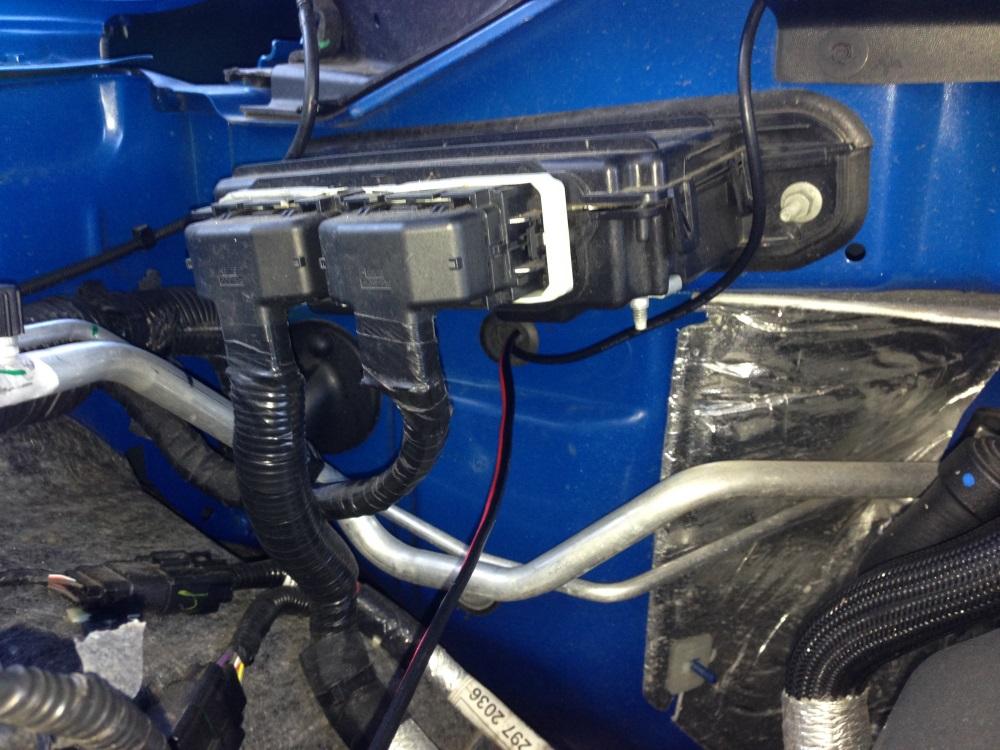 Ford F 150 Ham Radio Installation
