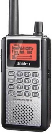 Uniden BCD396XT