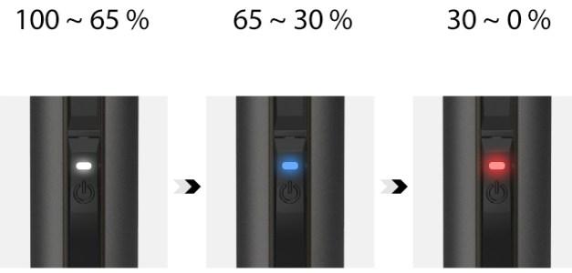 Justfog Q Pod Battery