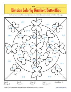 printable division worksheets