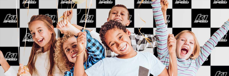 Kids Birthday Parties Children S Birthday Venues Dallas Tx K1 Speed K1 Speed