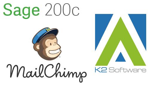 Conector SAGE 200cloud con Mailchimp