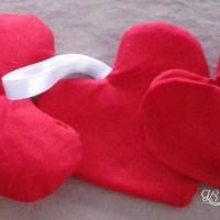 Hogyan készíts szívet? Nem csak Valentin napra!