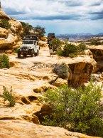 Land Cruiser, Tea Pot Canyon
