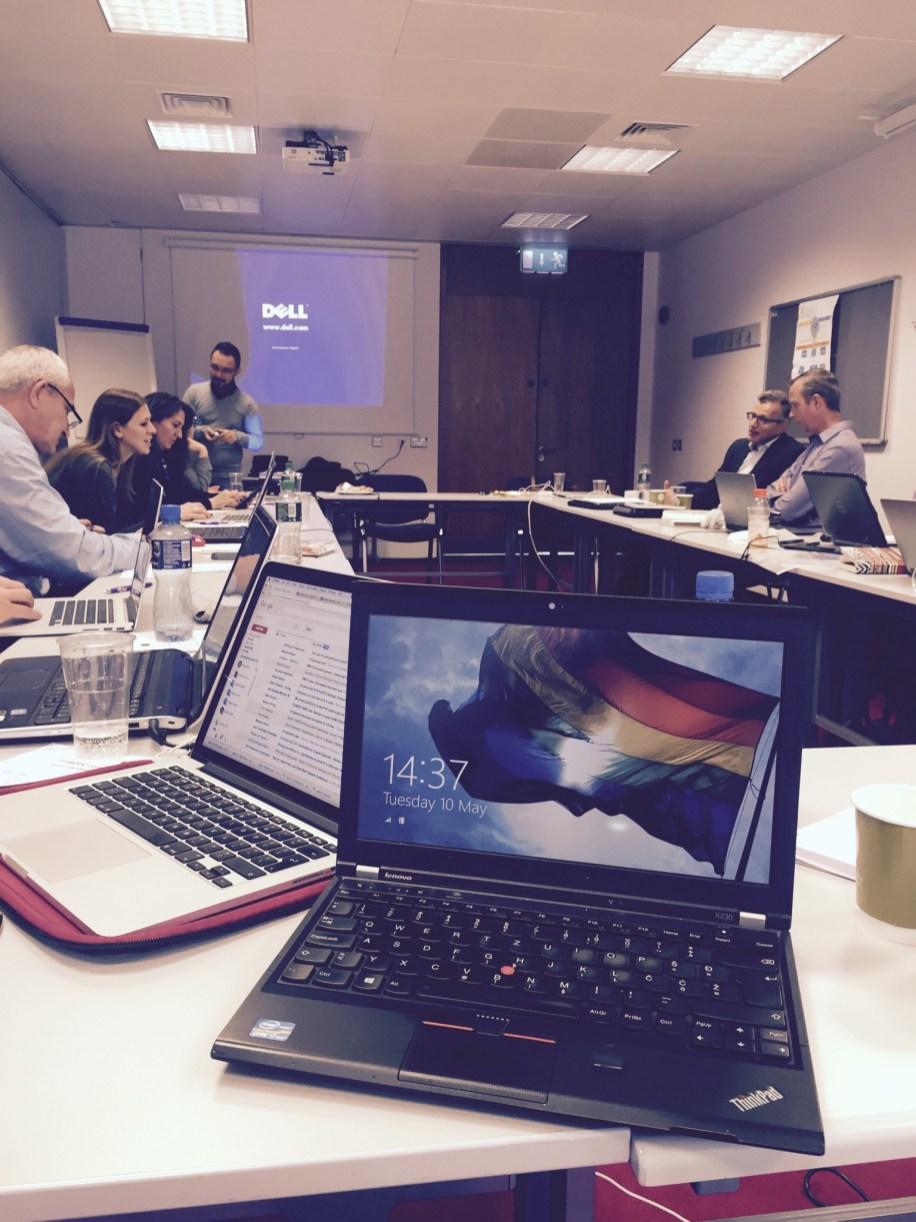 TraMOOC Meeting, Dublin, Ireland, May 10th – 11th, 2016