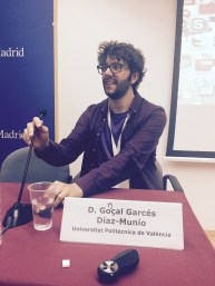 Gonçal Garcés Díaz-Munío, Machine Learning and Language Processing, Universitat Politècnica de València, Spain