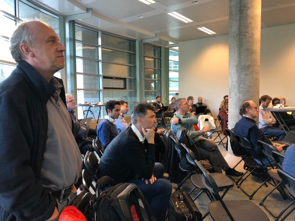 The Humane AI 3rd meeting was held on 10-11 October 2019 in Den Haag with all partners attending.