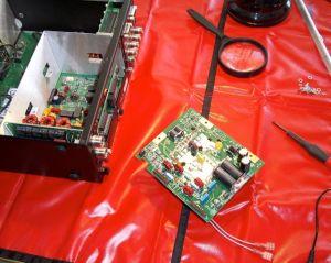 KPA3 100 watt amplifier board