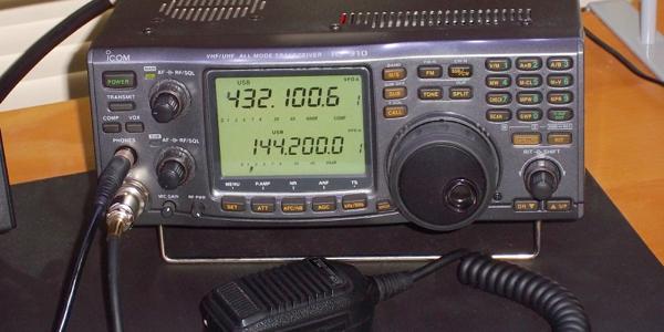 Icom IC-910H   K5ND
