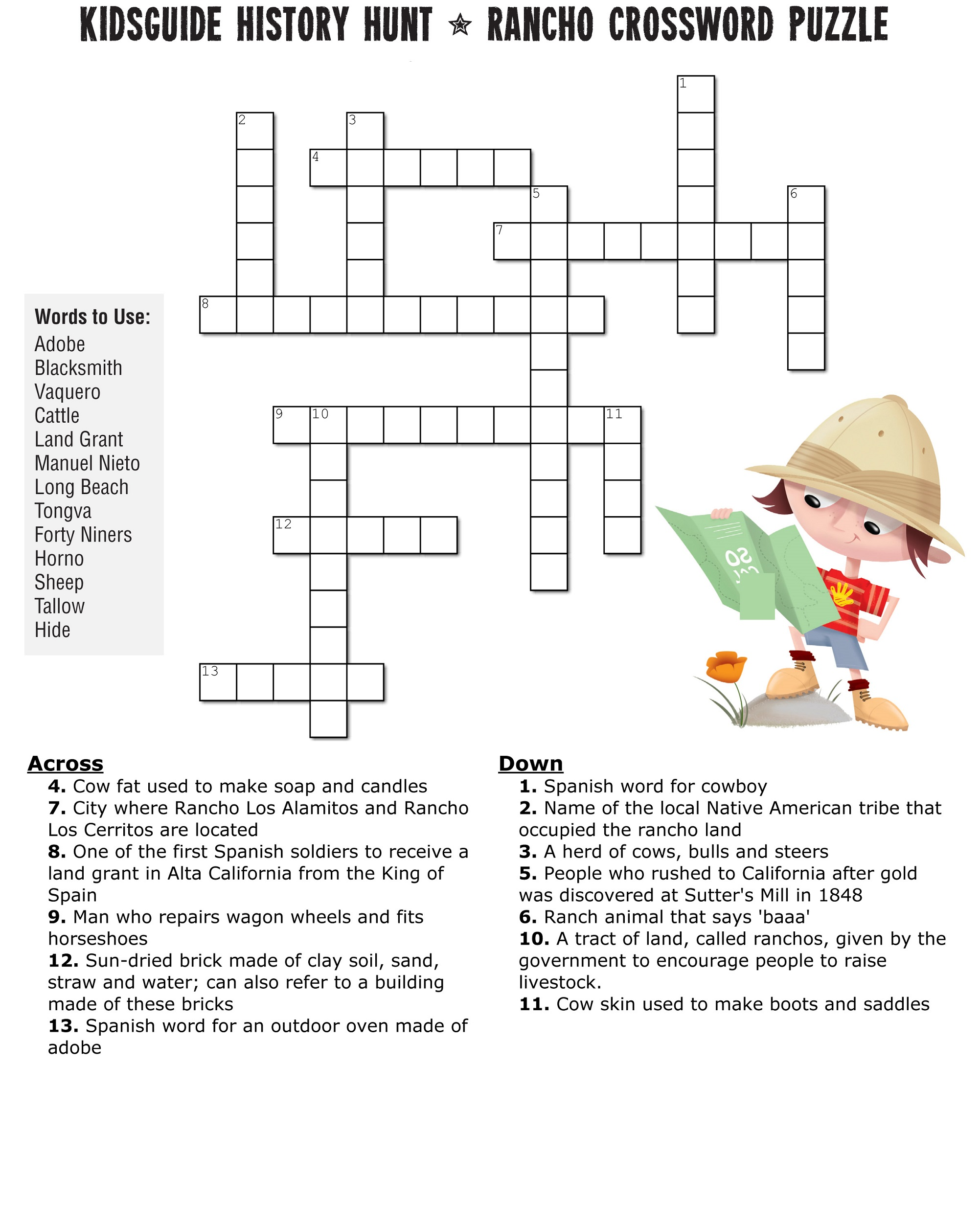 Free Printable Word Puzzles For Kids