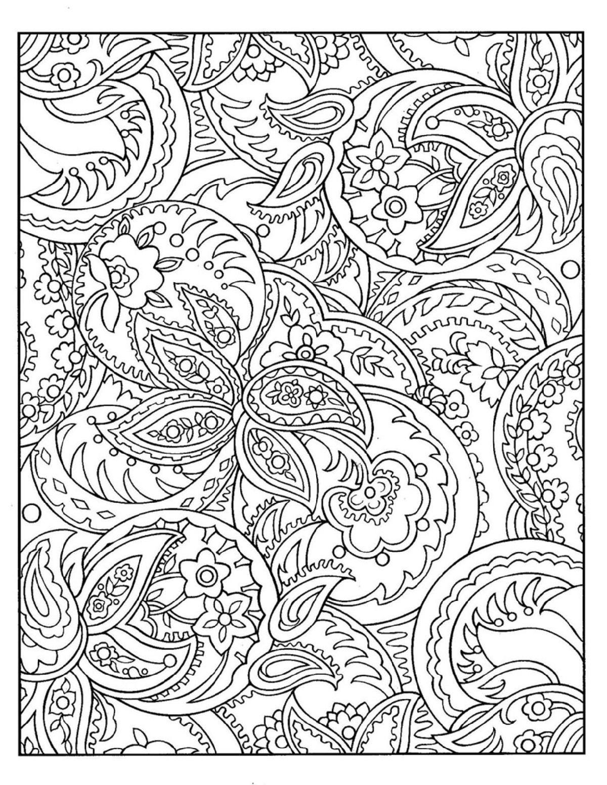 Design Coloring Pages Various Characters