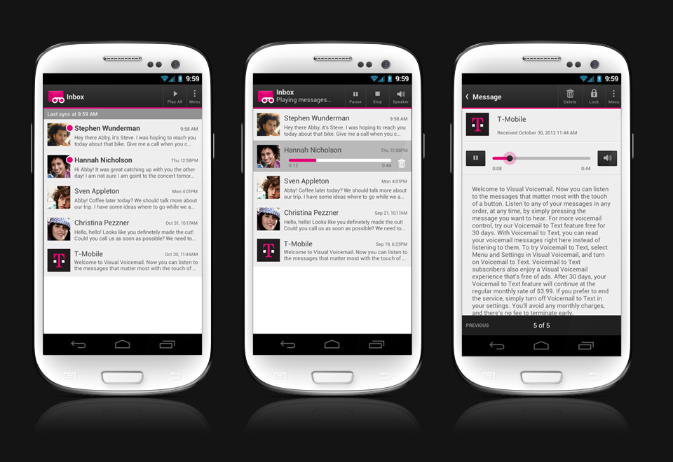 K8 interactive t mobile visual voicemail t mobile visual voicemail m4hsunfo