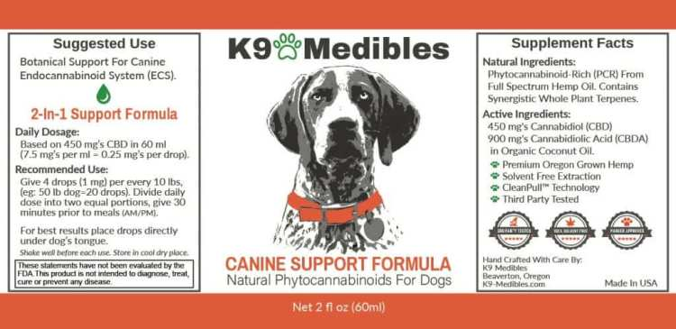 Canine Support Formula
