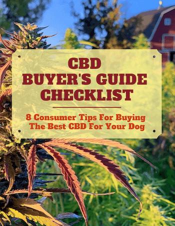 CBD Buyers Guide Checklist