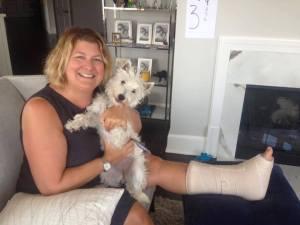 Josie West Highland Terrier Dog Training Washington DC