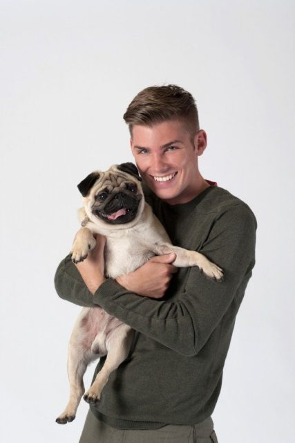 Interview With Kieron Richardson