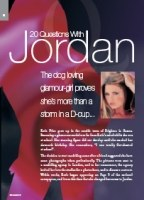Katie Price (Jordan) Interview