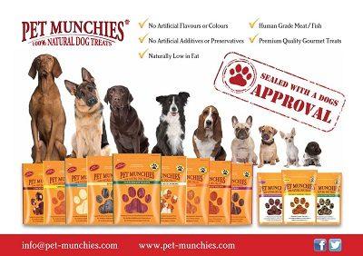 Pet Munchies dog treats