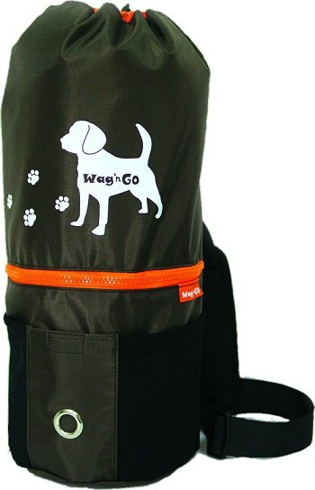 Wag N Go dog travel bag
