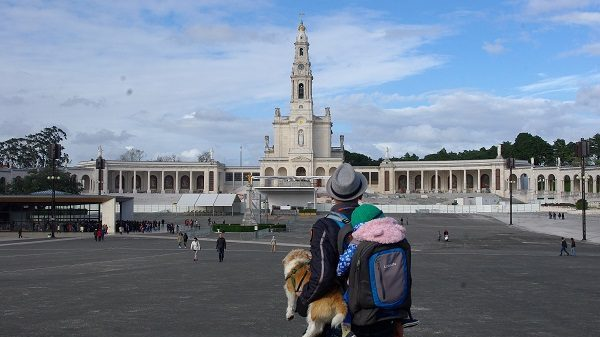 One Man & His Dog Take a Road Trip Across Portugal to See Its Sights