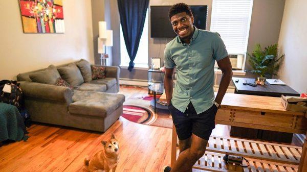 Broadway's Jawan M. Jackson: 'My Dog Has Got Me Through Some Hard Times'