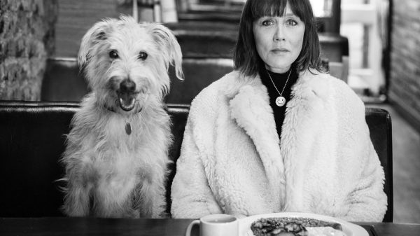 Author Kate Spicer: 'My Rescue Dog Changed My Life From OK to Kinda Wonderful'